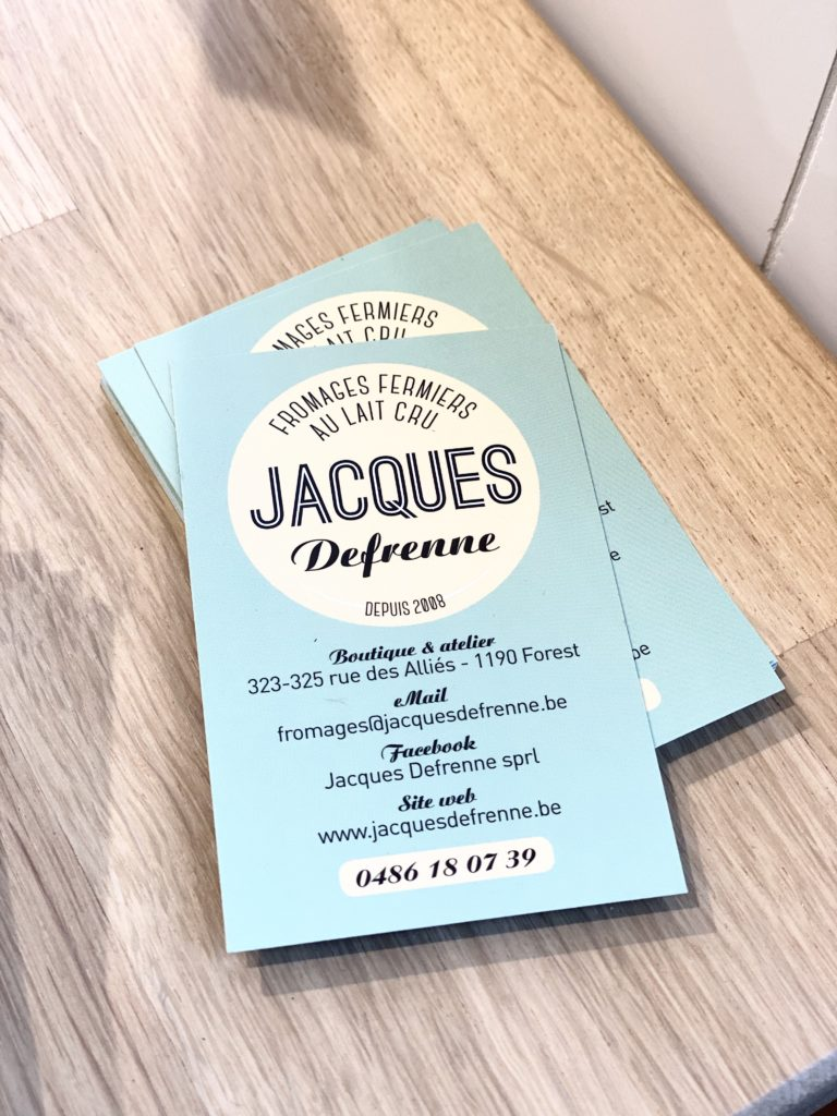 Jacques le Fromager