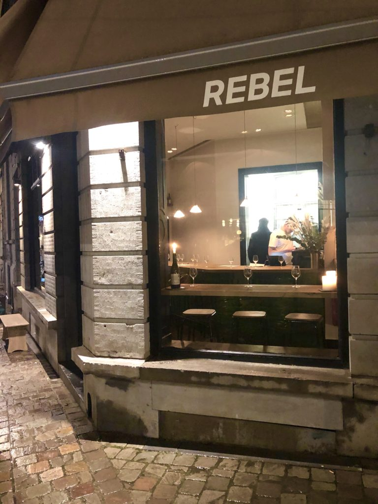 Rebel by night
